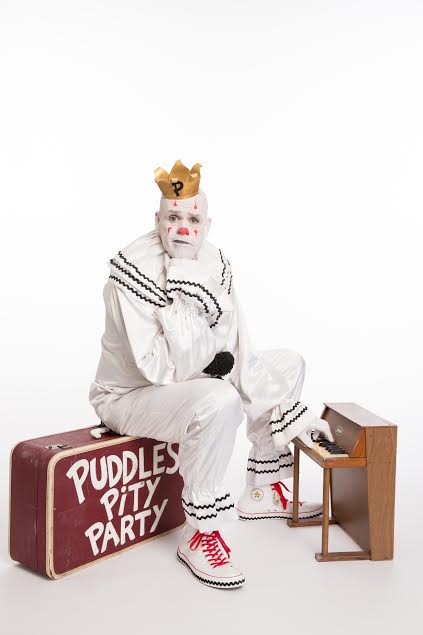 Photo courtesy of Puddles Pity Party for Alaska Dispatch News